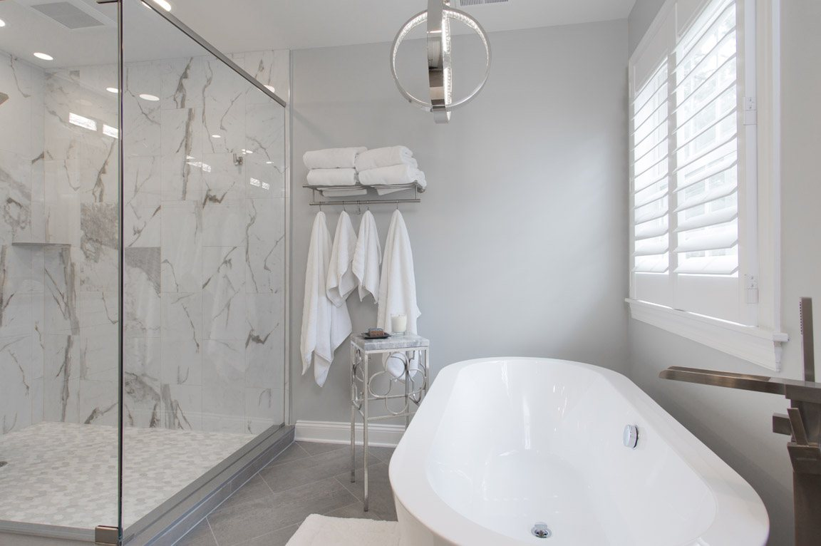 Medford NJ Bath Remodeling | Amiano & Son Construction