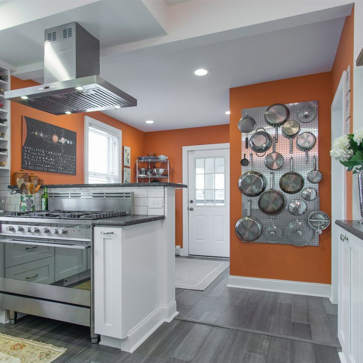 Trenton NJ Kitchen Remodeling