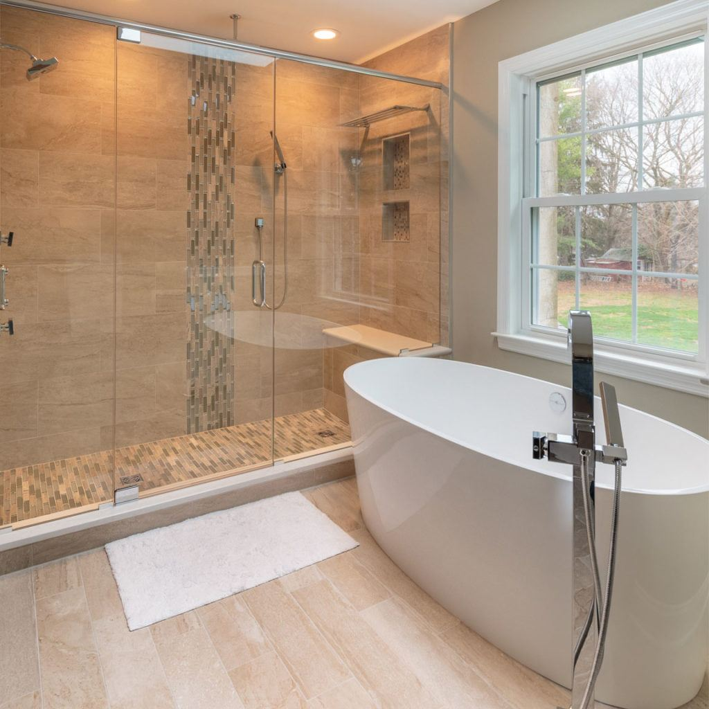Bathroom Remodeling South Jersey | Amiano & Son Construction